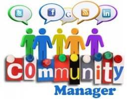 Community manager Valencia