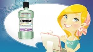 Listerine. Ejemplo de WOM