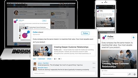 Campañas de Publicidad en LinkedIn