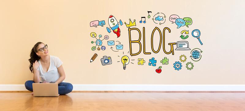 como crear blog